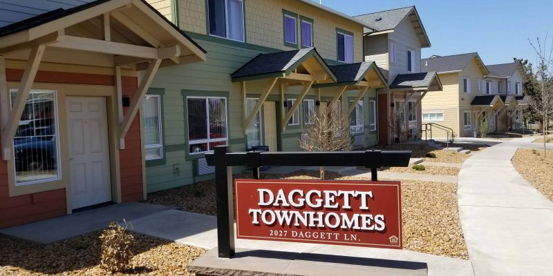 Dagget Townhomes Feature
